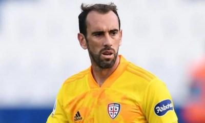 Diego Godin Cagliari