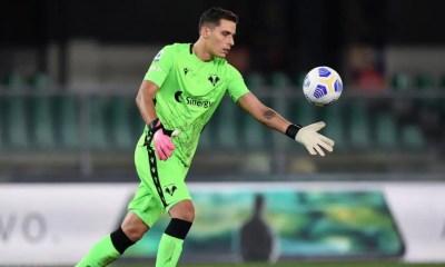 Marco Silvestri portiere Verona
