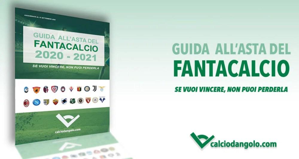presentazione Guida fantacalcio calciodangolo