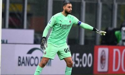 Gianluigi Donnarumma portiere Milan