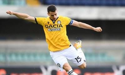 Kevin Lasagna Udinese