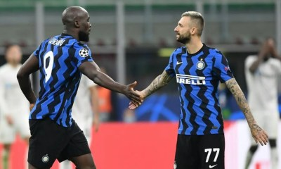 Lukaku Brozovic Inter