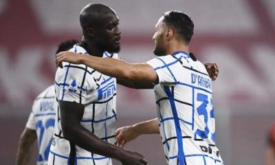 Lukaku D'Ambrosio Inter