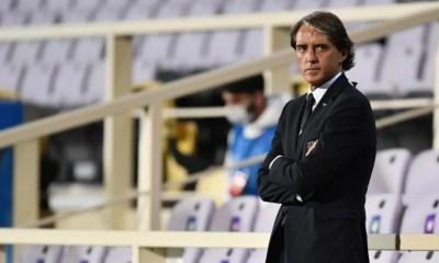 Roberto Mancini CT Nazionale Italia