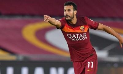 esultanza gol Pedro Roma