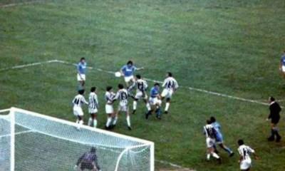 Gol punizione Maradona Napoli-Juventus