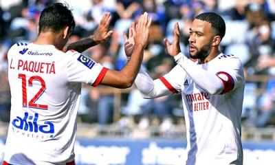 Paqueta Dembele Lione Ligue 1