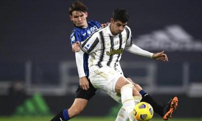 Alvaro Morata-Marten de Roon Juventus-Atalanta