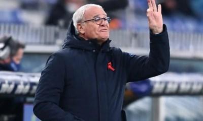 Claudio Ranieri allenatore Sampdoria