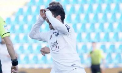 Esultanza gol Farias Spezia