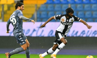 Hetamaj Gervinho Parma-Benevento