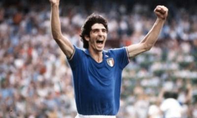 Paolo Rossi nazionale Italia