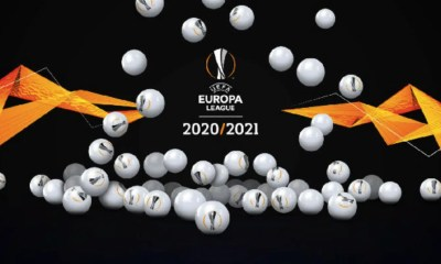 sorteggi europa league 2020-2021