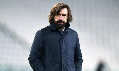 Andrea Pirlo allenatore Juventus