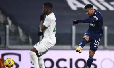 Gol Danilo Juventus-Sassuolo