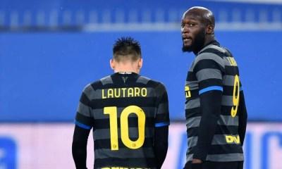 Lautaro Martinez-Romelu Lukaku Inter