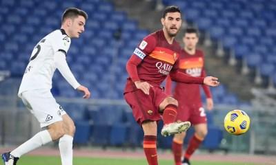 Lorenzo Pellegrini Roma-Spezia