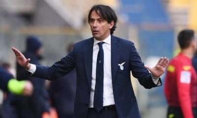 Simone Inzaghi allenatore Lazio