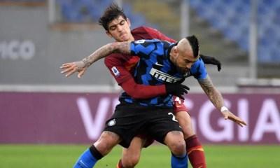 Vidal-Gonzalo Villar Roma-Inter