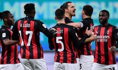 esultanza gol Zlatan Ibrahimovic Milan