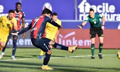 gol Riccardo Orsolini Bologna-Verona