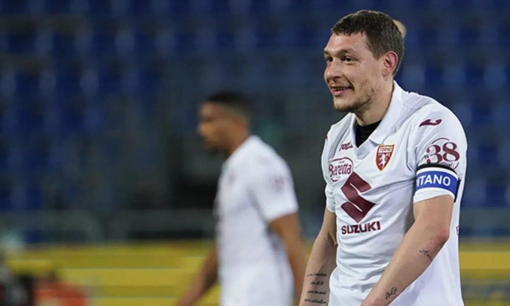 Andrea Belotti capitano Torino