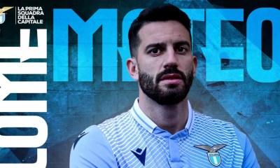 Musacchio ufficiale Lazio