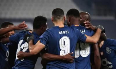 Esultanza gol giocatori Porto