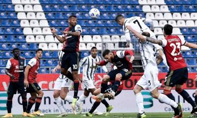 Gol Cristiano Ronaldo Cagliari-Juventus