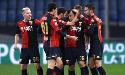 esultanza gol Pandev Genoa