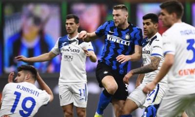 gol Milan Skriniar Inter-Atalanta