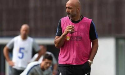 Allenamento Spalletti Inter