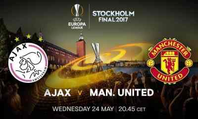 Finale Europa League Ajax Manchester United