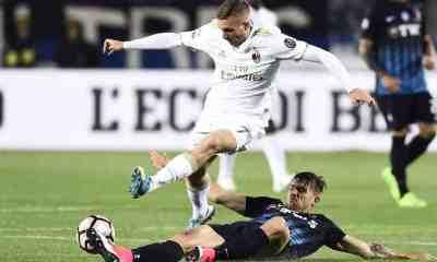 Deulofeu Toloi Atalanta Milan