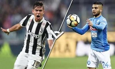 Dybala-Insigne-Juventus-Napoli