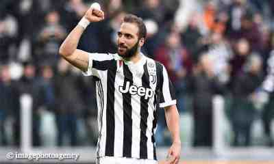 Esultanza-Higuain-Juventus-Sassuolo