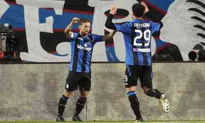 Esultanza-gol-Petagna-Gomez