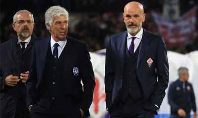 Gasperini-Pioli-Atalanta-Fiorentina