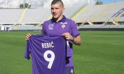 Rebic-Fiorentina