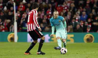 andres iniesta barcellona