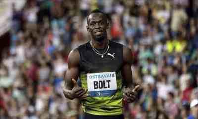 Bolt, usain bolt, borussia dortmund