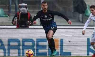 Leonardo Spinazzola centrocampista Atalanta