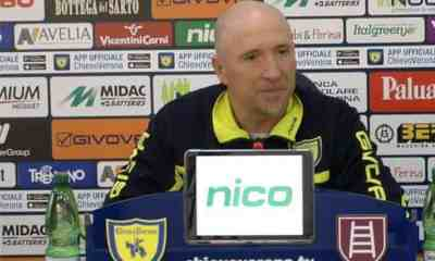 maran post partita chievo roma