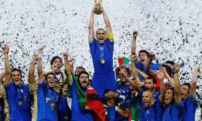 italia, campioni del mondo, berlino 2006, cannavaro, mondiali, 11 anni, anniversario