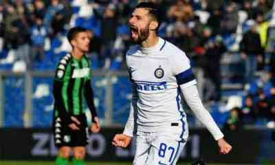 Candreva vuole restare all'Inter