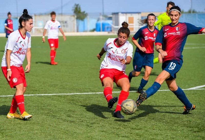 Pink Bari-Cortefranca 2-1