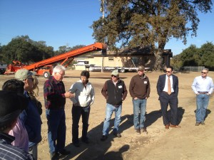 Galeazzi Farm Tour with Assemblymember Eggman