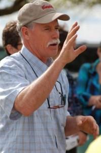 Bruce Rominger, 3-24-15. Photo Courtesy of Phil Hogan.