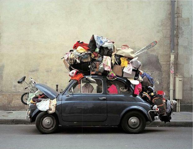 Costo multa trasporto carichi sporgenti e ingombranti auto