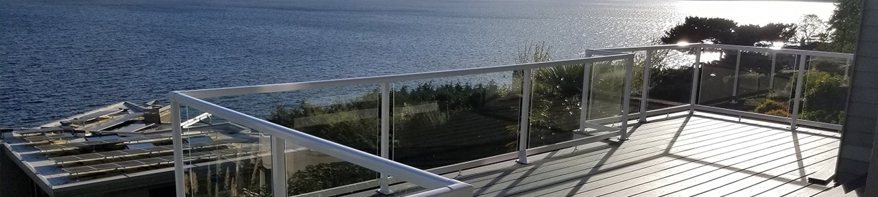Quality Eastside deck contractor serving Bellevue, Kirkland, Redmond & more. Beautiful composite decking available in many different colors & textures. Design experts!